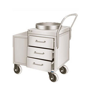 Tea-Snack-Trolley