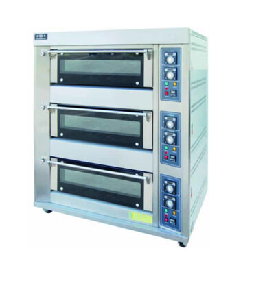 three-deck-oven